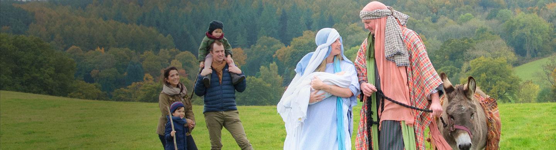 Nativity Winter Walk
